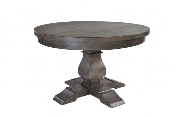 Tehidy Night Round Dining Table - Special Order